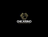 Chicarino Advocacia - Logo e impressos