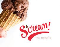 Scream, deli de helados - Freddo