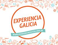 """""""Experiencia Galicia"""" para Banco Galicia [Diseño]"""