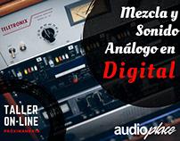 Artes y Contenido -Academia Audioplace