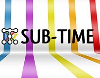Página Web (Diseño) para SUB-Time