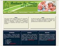 Pagina Web para Geriatrico