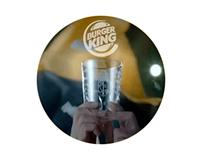 Vasos de la liga. Burger King. Spot Tv.