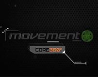 Core360 - Movement - Trailer | Monofilmes 2014