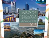 """Livro """"Livro de Associados 2013"""""""