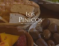Sitio web Los Pinicos Boutique