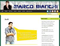 Marco Bianchi - Blog e Facebook (fan page)