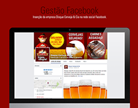 Facebook - Disque Cerveja & Cia