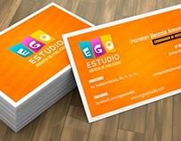 Tarjeta de negocios / Business card