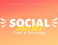 Social Media   Food & Beverage (Shaxian Snacks)