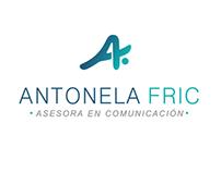 ANTONELLA FRIC // asesora en comunicación