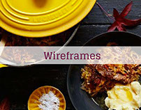 Wireframes _ Book your Meal