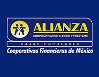 Campaña emergente Cajas ALIANZA