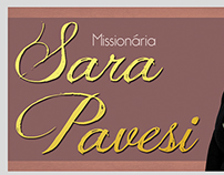Criação de layouts para Missionária Sara Pavessi