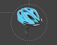Análisis Casco de Bicicleta
