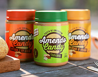Amendo Candy CGI Product Photography