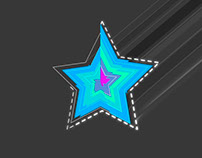 Star Motion Graphic