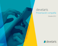 develaris Brochure design