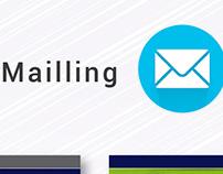 Diseño de Mailling