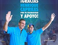 Redes Sociales Enzo Scarano / Unidad Carabobo