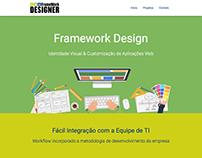 FrameWorkDesigner.com Online Portfolio