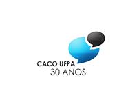 Logo CACO UFPA 30 anos