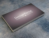 Business Card for Beauty CEO
