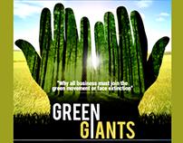 Maquetación correo Green Giants