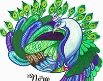 Peacock/ Pavo real