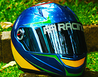 Capacete / Helmet - 2016