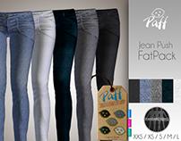 Diseño Jeans 3D SL