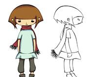 Personaje melancólico