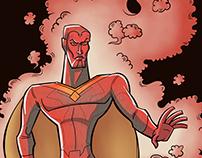 Vision, the avenger
