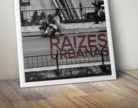 Poster Raízes Urbanas - Book