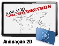 Animação 2D para site. Motion Graphics