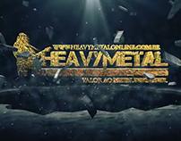 (Vídeo) Vinheta - Heavy Metal Online