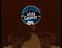Vista Caracas logo project