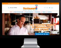 Diseño Web, E-restaurante