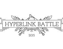 Hyperlink Battle Logo