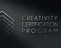 Creativity Certification Program