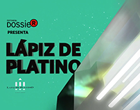 Lapiz Platino 2015 intro