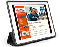 Diseño Web - Cliente: NLCC Akaki Campus