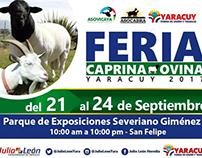 Promocional Feria Caprina
