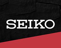 Seiko Watches Hotsite
