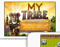 My Tribe - iOS game