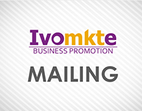 Ivomkte, mailing para envío por correo electrónico