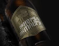 Propuestas Finalistas para Nueva Marca de Cerveza