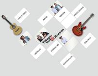 Website and Branding - Thiago Viola e Rennan