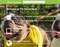 Pet Social Book