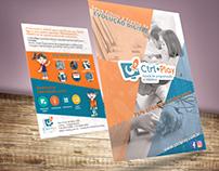 Flyer distribuição - Ctrl Play